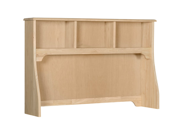 "Jamestown Hardwood Hutch - 45"" - UnfinishedFurnitureExpo"