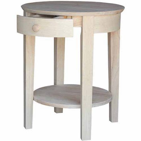 Phillips Bedside Table with Drawer