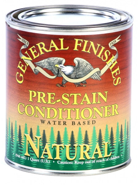 Water Based Pre-Stain Conditioner