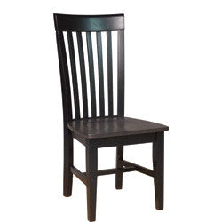Tall Mission Dining Side Chair - 2 Pack (Finished Options)