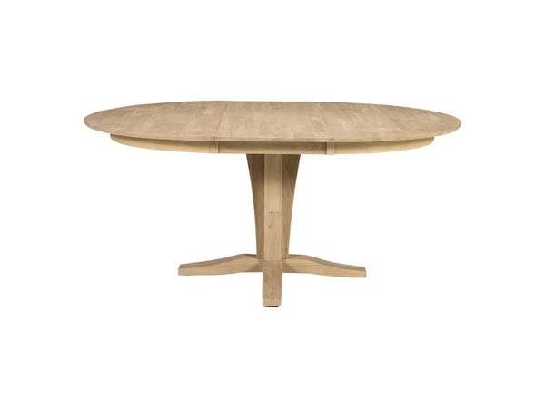 Verona Extension Pedestal Table - 66""