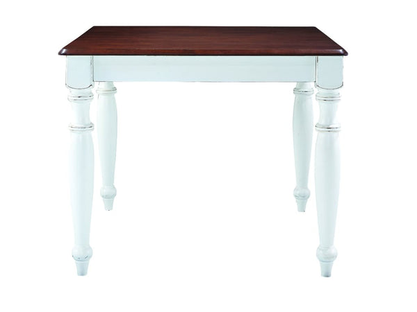 "Bridgeport Farmhouse Table 36"" x 36"" (Finish Options)"