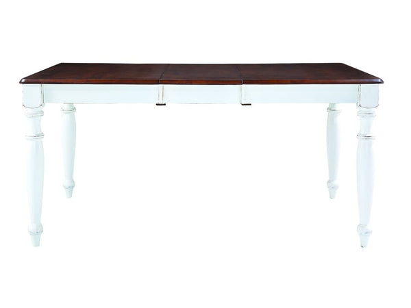 "Bridgeport Extension Dining Table - 48"" (Finish Options) - UnfinishedFurnitureExpo"