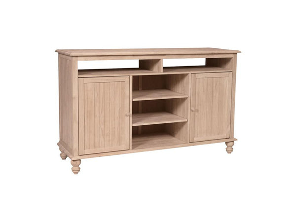 Cottage Hardwood TV Stand - 60""