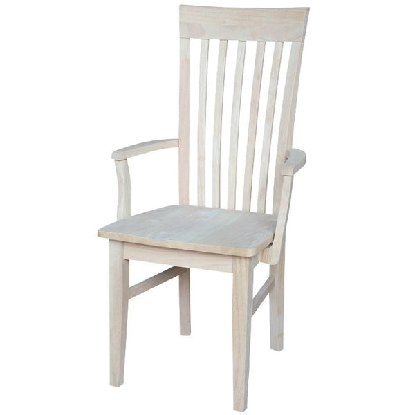 Mission Tall Dining Arm Chair