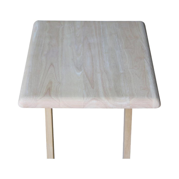 Hardwood Sofa Server Table