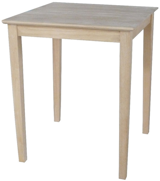 "Shaker Dining Table 30"" x 30"""