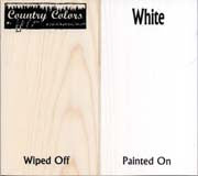 Unfinished Furniture Expo White Waterbase Stain - Quart
