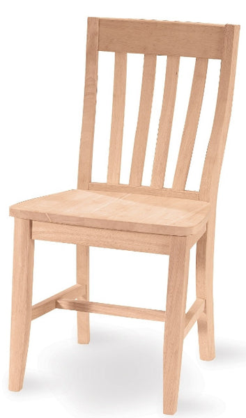 Solid Hardwood Cafe Dining Chair