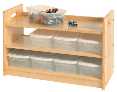 Toy Organizer - UnfinishedFurnitureExpo