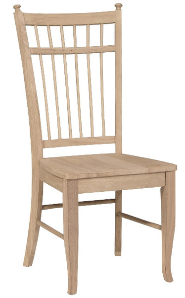 """Birdcage"" Unfinished Hardwood Dining Chair - 2 Pack - UnfinishedFurnitureExpo"