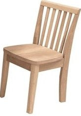 Unfinished Furniture Expo Mission Juvenile Chair - 2 Pack