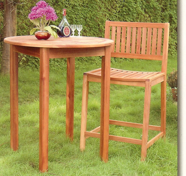 "Outdoor 30"" Bar Stool - UnfinishedFurnitureExpo"