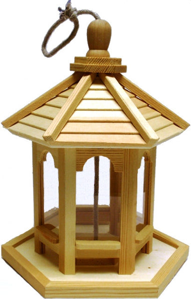 Gazebo Birdfeeder - UnfinishedFurnitureExpo