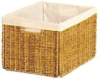 Seagrass Baskets 3-Pack