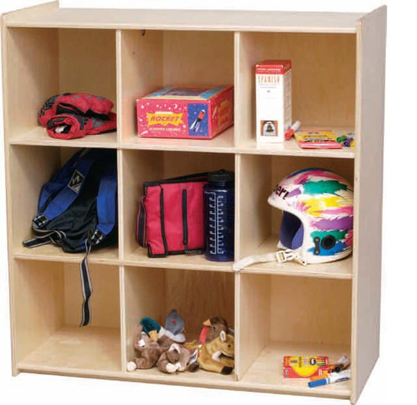 Baltic Birch Storage Cubby Free Shipping