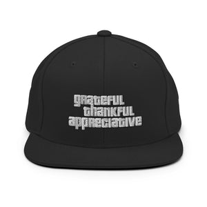 GTA - Greater Than Ever Snapback
