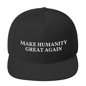 Make Humanity Great Again - Snapback