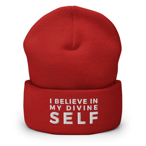 I Believe in My DIVINE SELF - Beanie