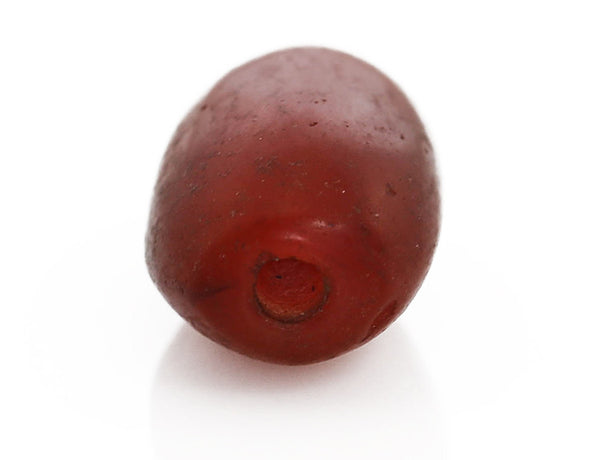 Antique Carnelian Bead Hole (B)
