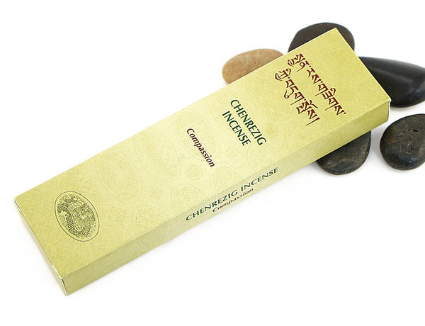 Chenrezig Compassion Incense Sticks