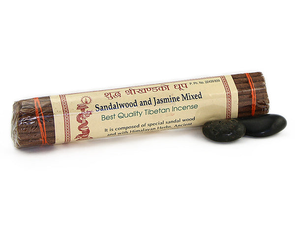 Sandalwood and Jasmine Incense Sticks