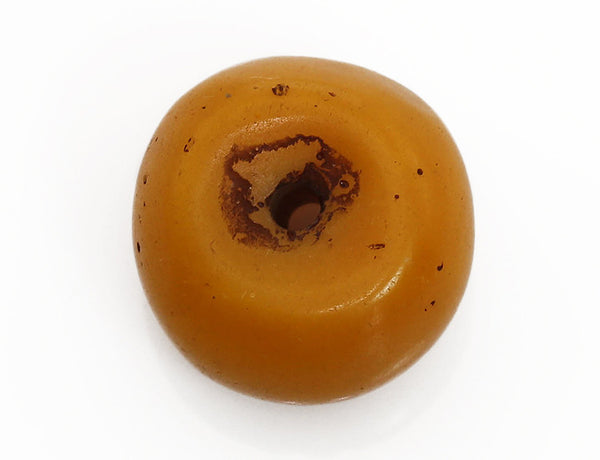 Tibetan Amber Bead Bottom (D)