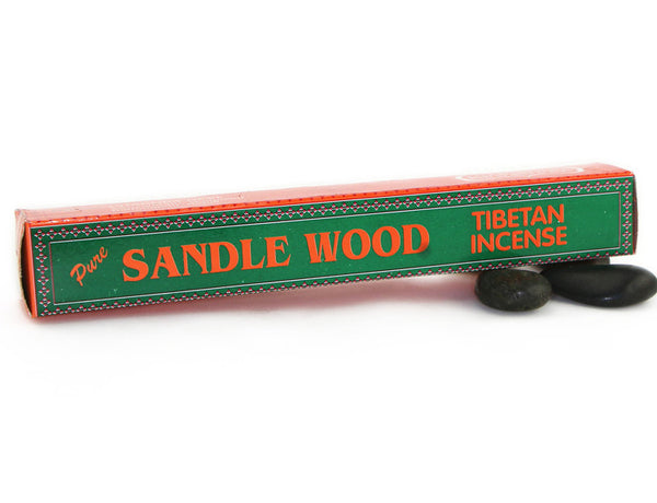 Tibetan Sandalwood Incense Sticks