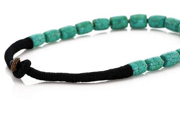 Tibetan Turquoise Necklace Clasp