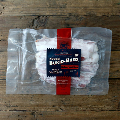 Hickory Wood Bacon 250g