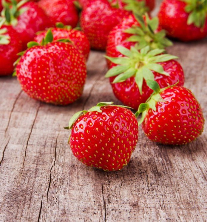 Strawberries - Fresh (250g)