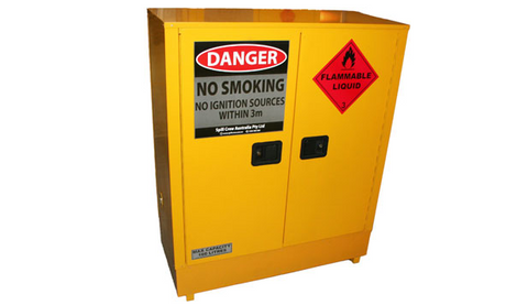 Flammable Safety Cabinet 160L - turfmate