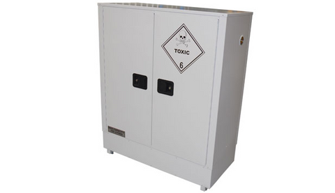 Pesticide and Toxic Substances Safety Cabinet - 160L - turfmate