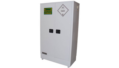 Pesticide and Toxic Substances Safety Cabinet - 250L - turfmate