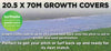 Growth Covers - turfmate