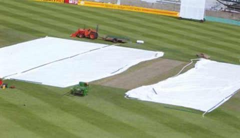 Cricket Pitch Covers - turfmate