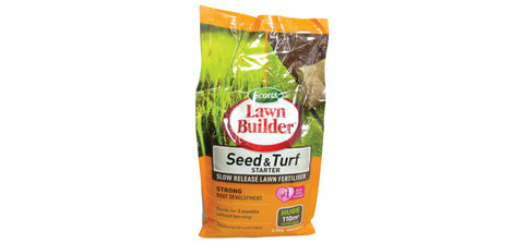 2.5kg Scotts Seed + Turf Starter