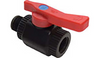 "Plastic High Flow Valve 3/4"" - turfmate"