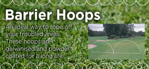 Barrier Hoops - turfmate