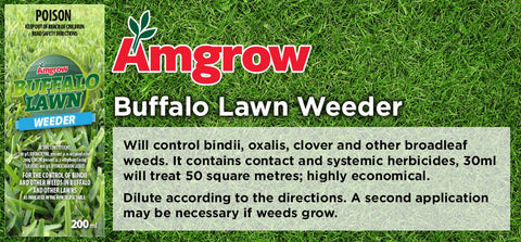 200ml Buffalo Lawn Weeder - turfmate