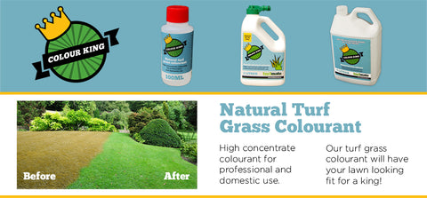 Colour King Natural Turf Grass Colourant - turfmate