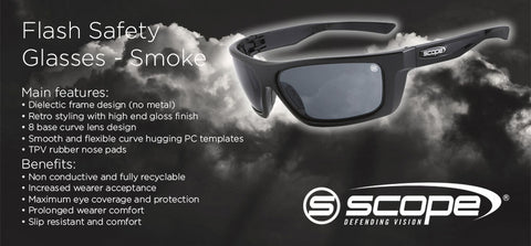 Flash Safety Glasses - turfmate