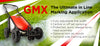 GMX Linemarking Machine