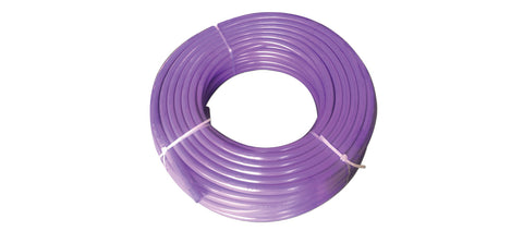 100m Purple Sullage & Reclaim Water Hose - turfmate