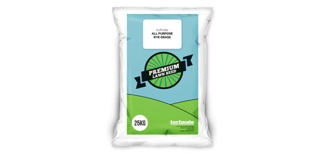 25kg All Purpose Rye Grass - turfmate