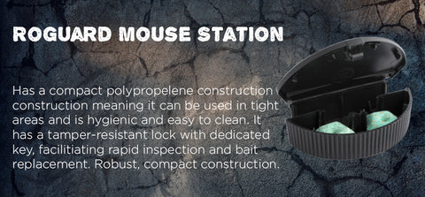Roguard Mouse Station - turfmate