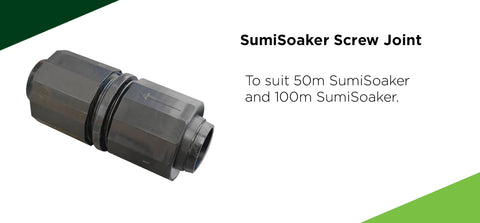 SumiSoaker Screw Joint