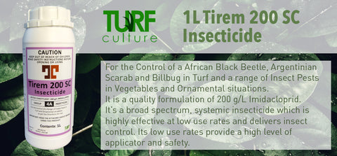 1L Tirem 200 SC Insecticide - turfmate