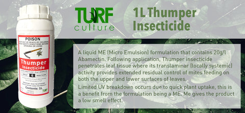 Thumper Insecticide - turfmate