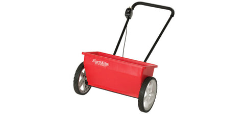 Deluxe Drop Spreader - turfmate
